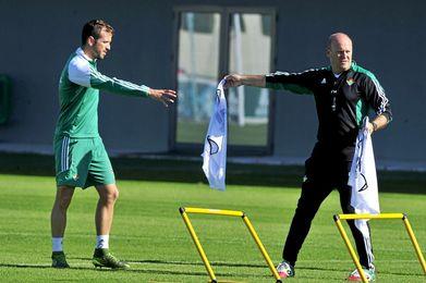 Van der Vaart sabe que hasta el momento no ha cumplido con las expectativas.