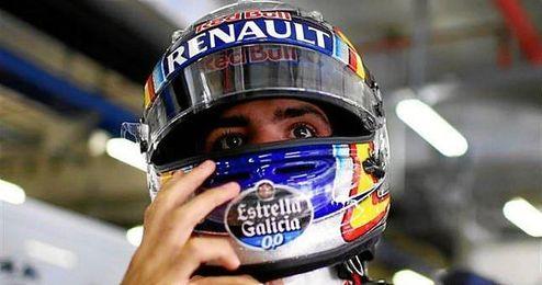 El madrileño se ha mostrado confiado en poder mejorar en la carrera de este domingo.