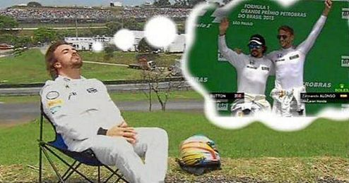"""""""Los vi casi todos (los �memes�). El equipo ten�a un collage con todos cuando llegu� esta ma�ana""""."""