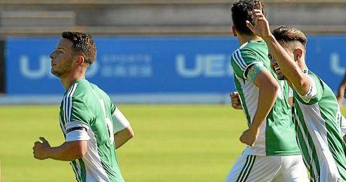 Rayco anotó el gol de la victoria en el minuto 1 de juego.