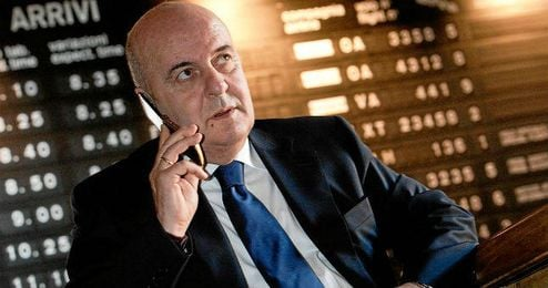 El agente FIFA Ernesto Bronzetti.