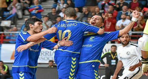 El Movistar Inter se meti� en la final a cuatro.