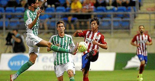 Betis y Atlético ya se midieron este verano.