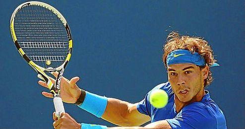 Rafa Nadal tiene cerca a David Ferrer.
