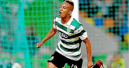 Carrillo se encuentra apartado del Sporting.