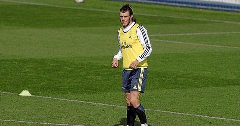 Gareth Bale se prepara para el Cl�sico.