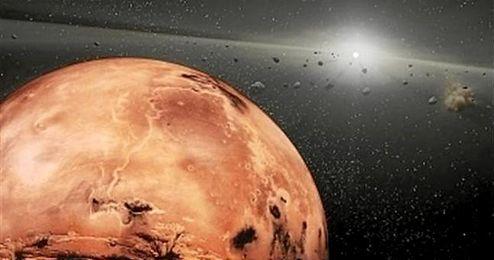 La datación más detallada hasta el momento de Marte.