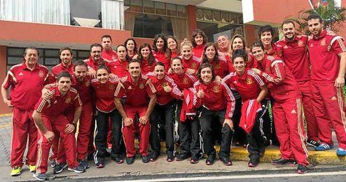 España ha sido subcampeona en dos ocasiones, en 2011 y 2013.