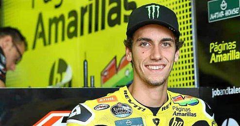 """""""Me gustaría dar el salto a MotoGP preparado""""."""