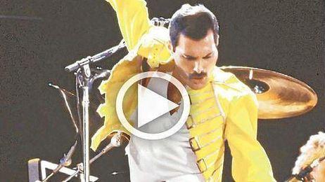 (V�DEO) 24 a�os sin Freddie Mercury