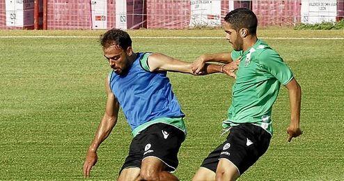 Carlos García, a punto de convertirse en nuevo jugador del Barça B