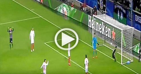 (Vídeo) En el gol de Stindl ¿hay fuera de juego?
