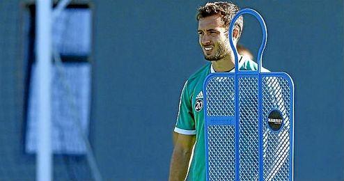 Pezzella espera ganar protagonismo en el Betis.
