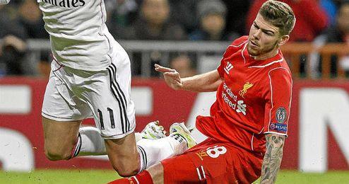 Moreno es una buena opción para el Madrid.