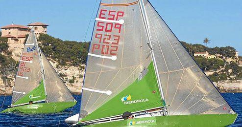 Nueve regatistas y cinco entrenadores representarán a España en este Mundial Paralímpico.