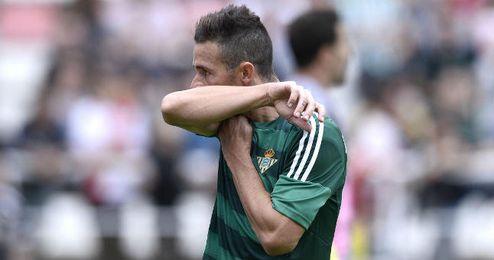 El del Ciudad de Valencia ha sido su quinto gol consecutivo a domicilio.