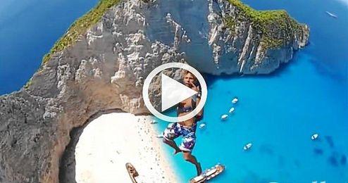 (VÍDEO) Adrenalina sin límites, todo es posible