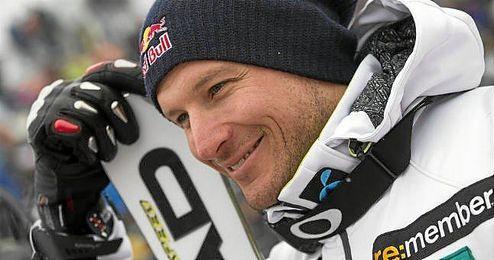 La estrella del equipo noruego demostró su total recuperación el pasado fin de semana en Lake Louise.
