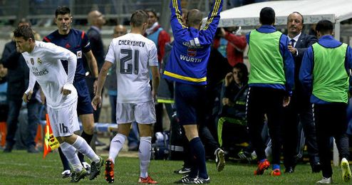 El Real Madrid ha sido eliminado de la Copa del Rey.