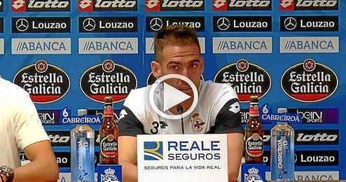 """Fernando Navarro: """"En el Sevilla he pasado mis mejores a�os"""""""