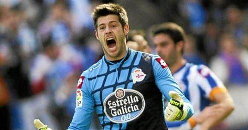 El Deportivo está en busca de un guardameta que lo sustituya.