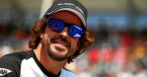 Alonso espera que la situación en McLaren cambie.