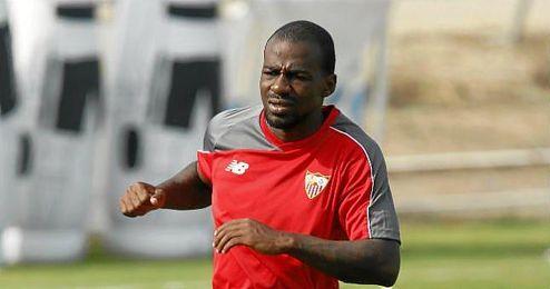 El francés solo ha disputado 30 minutos esta temporada con el Sevilla.