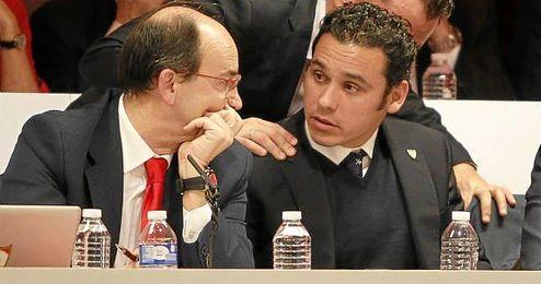 José Castro y José María del Nido Jr.
