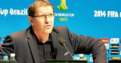 Thierry Weil, el director de márketing de la FIFA.