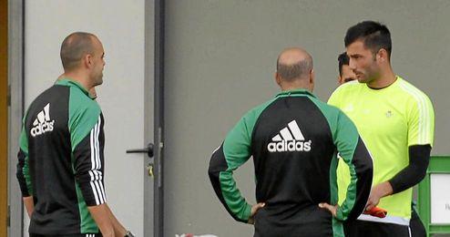 Lista de 21 con Adán y sin N'Diaye para enfrentarse a Las Palmas