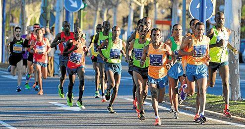 El Maratón de Sevilla seguirá batiendo récords.