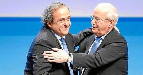 El TAS desestima el recurso de Michel Platini.