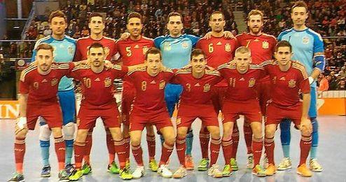 Conocerá el rival durante el Europeo de Serbia, en enero.