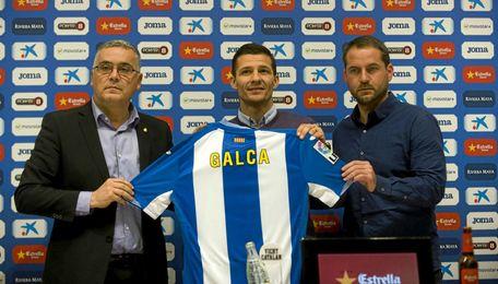 Galca, nuevo entrenador del Espanyol.