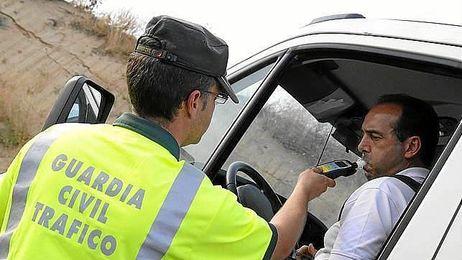 Alrededor de 84.000 conductores han dado positivo en estos controles en lo que va de a�o.