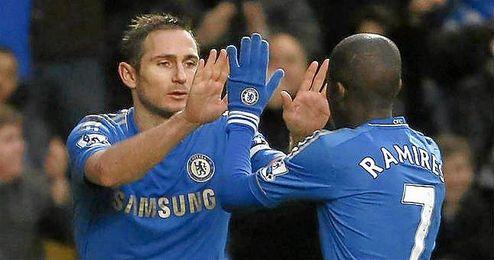 El Chelsea cosechó este lunes su novena derrota en la Premier League.