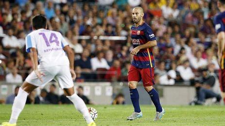 En la imagen, Javier Mascherano.
