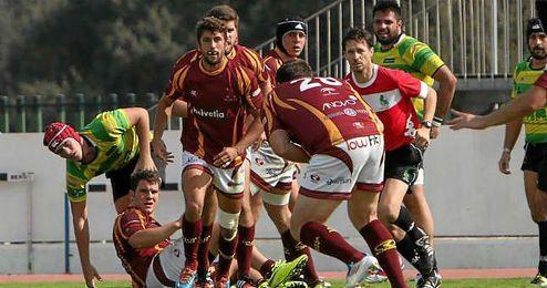 El Helvetia Rugby tiene como objetivo mirar hacia arriba.