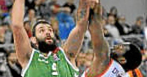 Bourousis, el mejor de la undécima jornada de la Liga Endesa