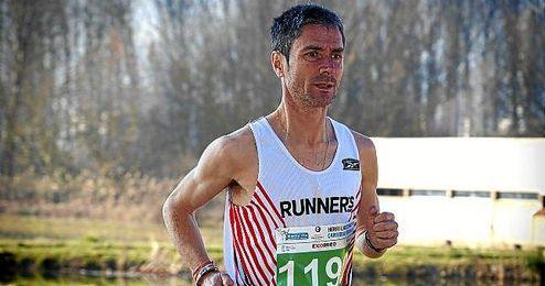 """Su pr�ximo reto es ganar los seis maratones """"grandes"""" en la categor�a de mayores de 50 a�os."""