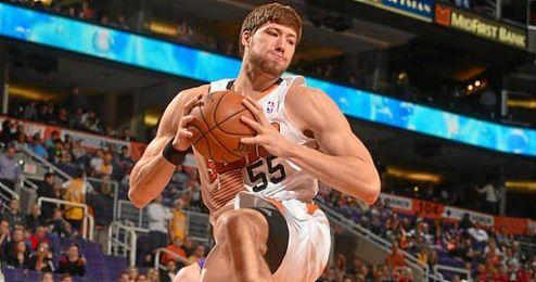 Kravtsov, que tiene 28 años y mide 2.13 metros de estatura.