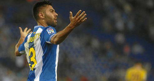Duarte jugar� motivado en Sevilla.