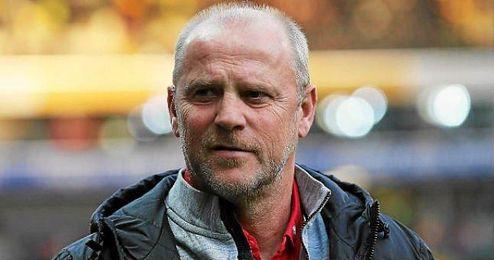 """Schaaf: """"Estoy muy contento con el gran desafío""""."""