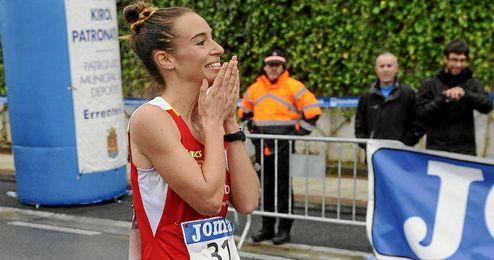 García-Caro es una de las jóvenes promesas de atletismo nacional.