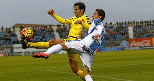 El Legan�s contin�a su racha tras empatar con el Oviedo.