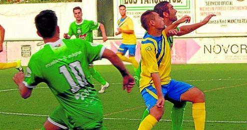 Imagen del jugador astigitano Francisco �beda.