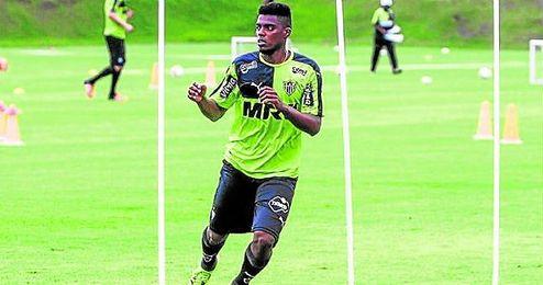 El Atlético Mineiro da por hecho que Jemerson se irá de su equipo.