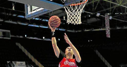 El Baloncesto Sevilla tiene ma�ana un hueso muy duro de roer, el Real Madrid de Pablo Laso.