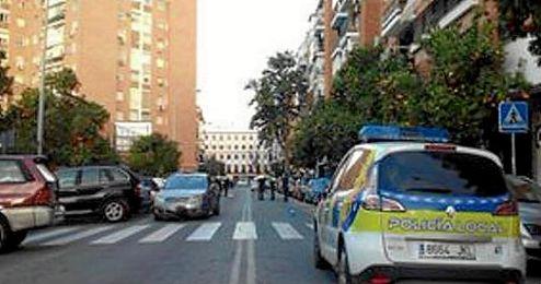 La mujer ha fallecido en el hospital Virgen del Rocío.