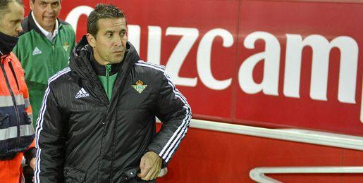 Merino, en el Sánchez Pizjuán.
